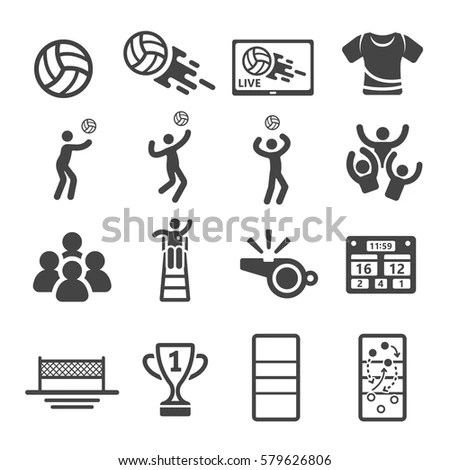 Volleyball Liberos Stock Images, Royalty-Free Images