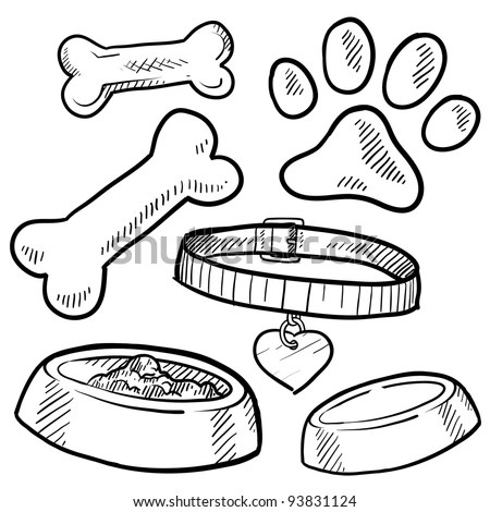 Dog Bone Stock Images, Royalty-Free Images & Vectors