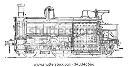 Locomotive Boiler Diagram Combustion Chamber Diagram