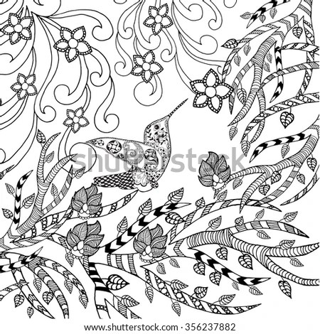 Doodle Bird Stock Images, Royalty-Free Images & Vectors
