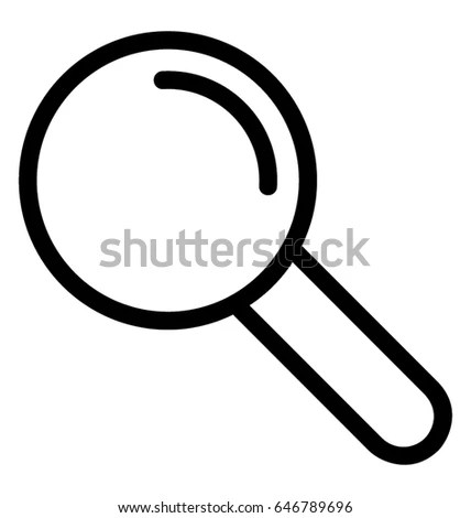 Research Icon Stock Images, Royalty-Free Images & Vectors