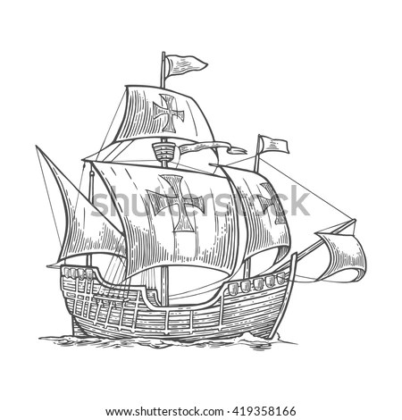 Caravel Stock Images, Royalty-Free Images & Vectors