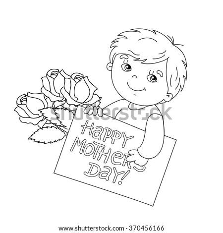 Surprise Gift Office Business People Cartoon Stock Vector