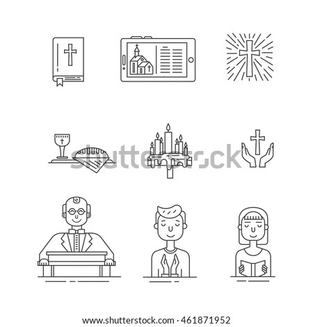 Priest Stock Photos, Royalty-Free Images & Vectors