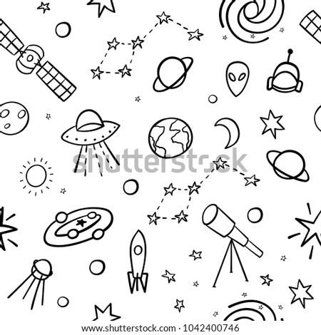 Rocket Ship Space Type Stock snímky, snímky pro členy