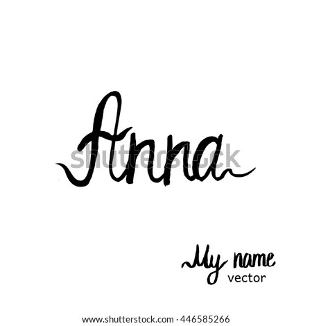 Anna Name Image Stock Images, Royalty-Free Images