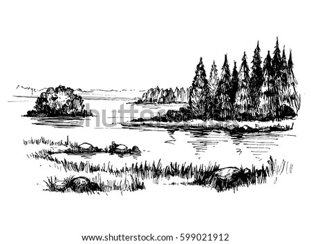 Black Lake Stock Images, Royalty-Free Images & Vectors