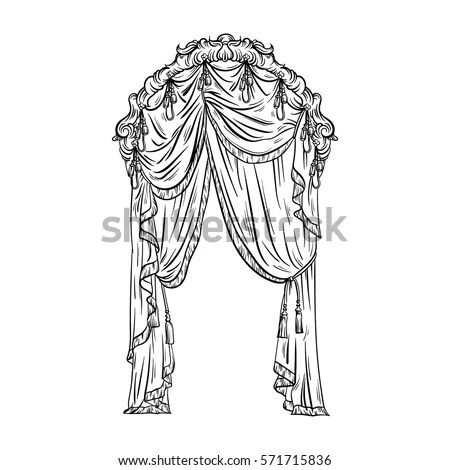 Baroque Furniture Stock Images, Royalty-Free Images