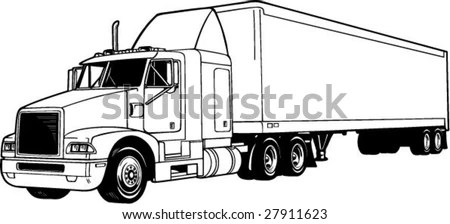 Tractor-trailer Stock Images, Royalty-Free Images