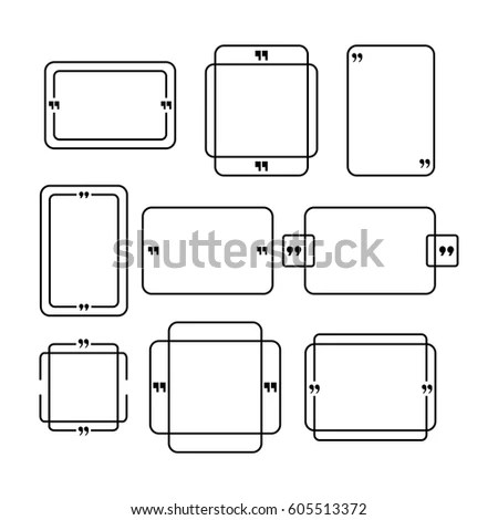 Storyboard Template Film Story Icons Vector Stock Vector