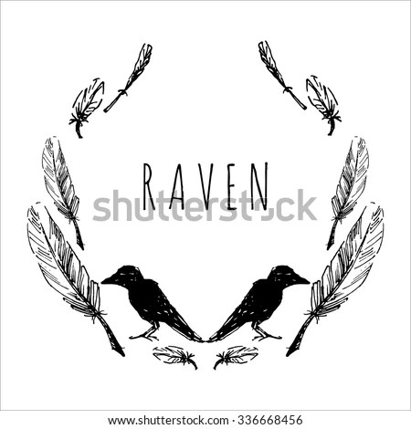 Crow Stock Photos, Royalty-Free Images & Vectors