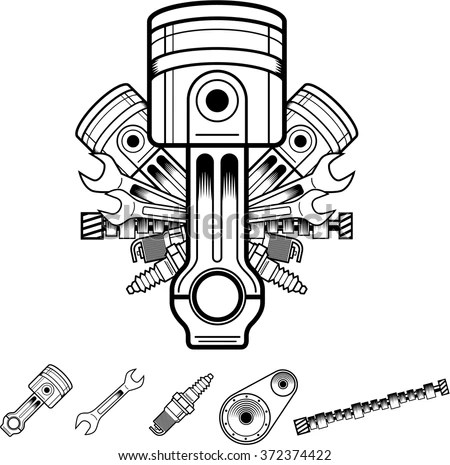Auto Mechanic Tools Stock Images, Royalty-Free Images