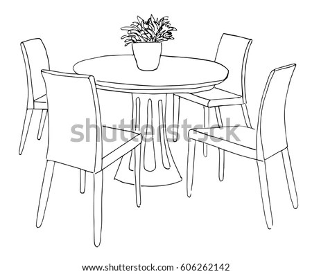 Table And Chairs Stock Images, Royalty-Free Images