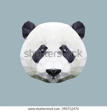 Panda Face Stock Images Royalty Free Images Amp Vectors