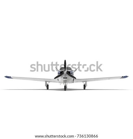 Spitfire Mk Ix Plane Remote Control Stock Photo 13162456