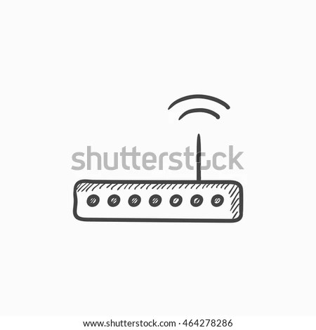 Routers Stock Photos, Royalty-Free Images & Vectors