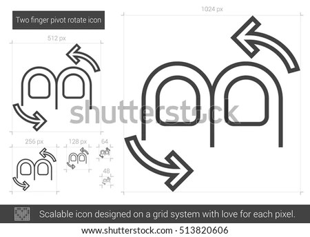 Pivot Icon Stock Images, Royalty-Free Images & Vectors