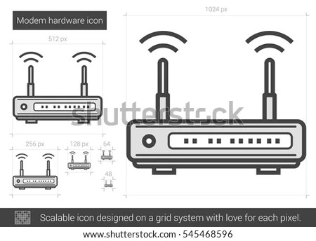 Modem Stock Images, Royalty-Free Images & Vectors