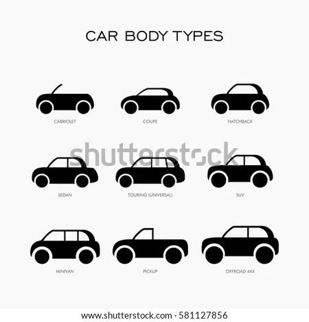 Electric Car Icon Vector Illustration Ecar Stock Vector
