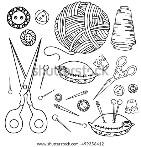 Mending Clothes Stock Images, Royalty-Free Images