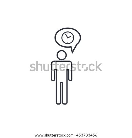 Human Outline Stock Images, Royalty-Free Images & Vectors
