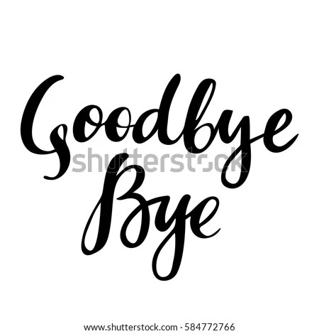 Goodbye Stock Images, Royalty-Free Images & Vectors