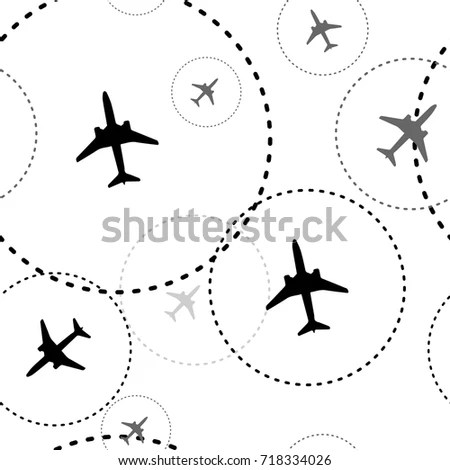 Dotted Path Stock Images, Royalty-Free Images & Vectors
