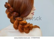 braids stock royalty-free