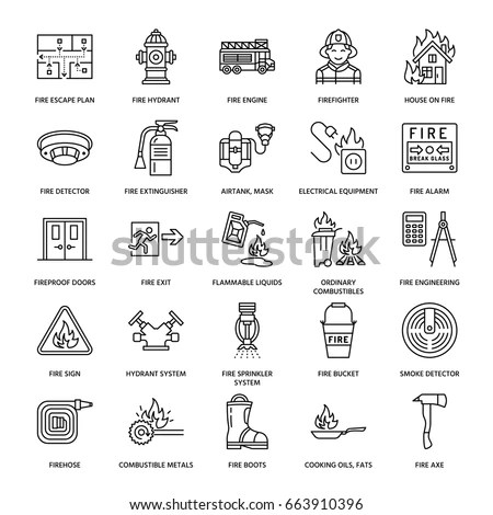 Firefighter Stock Images, Royalty-Free Images & Vectors