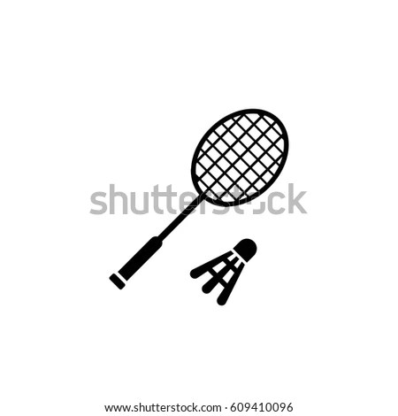 Badminton Racket Vector Stock Images, Royalty-Free Images