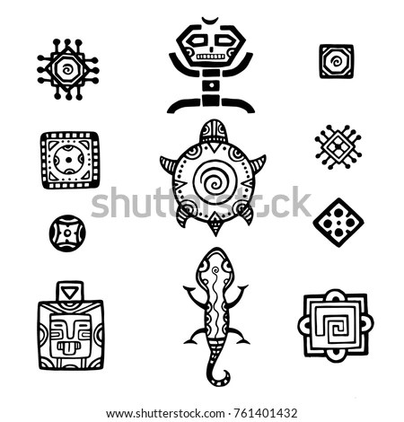 Native American Symbol For Lost Egyptian Symbol For Lost