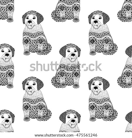 Dog Doodle Stock Images, Royalty-Free Images & Vectors