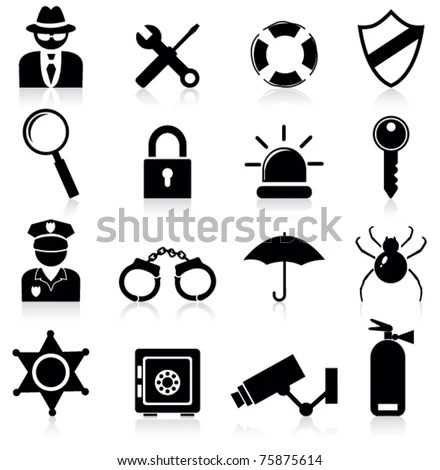 Security Symbol Stock Images, Royalty-Free Images