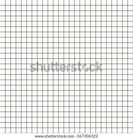 Graph Paper Illustrator Background Eps10 Stock Vector
