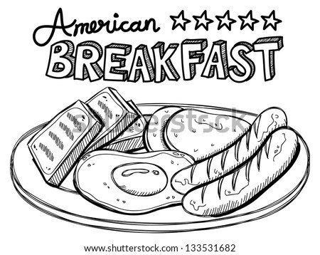 Breakfast Plate Stock Images, Royalty-Free Images