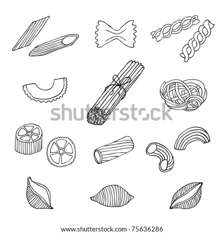 Shell Pasta Stock Images, Royalty-Free Images & Vectors