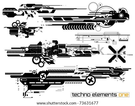 Techno Stock Images, Royalty-Free Images & Vectors
