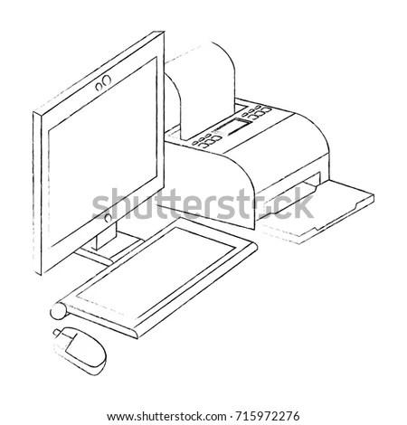 Conveyor Belt Vector Illustration Conveyor Belt Stock