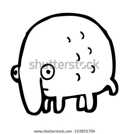 Cartoon Funny Animal Stock Illustration 113408353