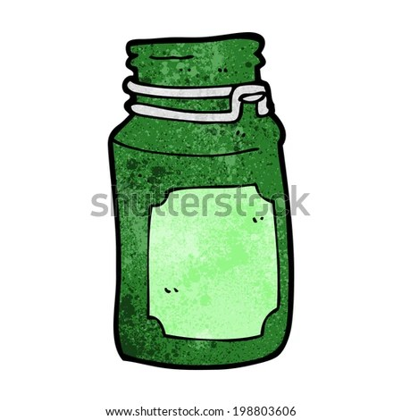 Cartoon Flask Stopper