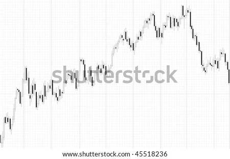 Candlestick Chart Stock Photos, Images, & Pictures