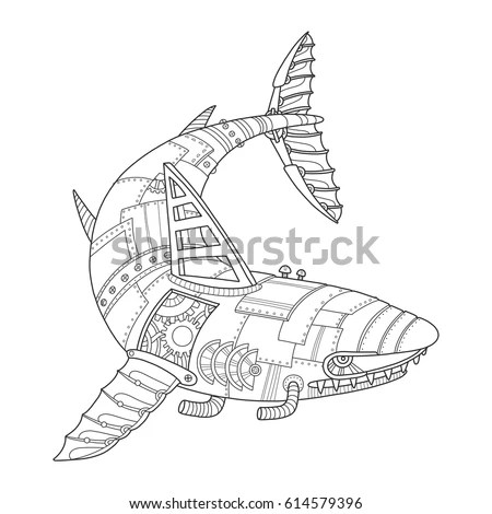 Mechanical Fish Stock Images, Royalty-Free Images