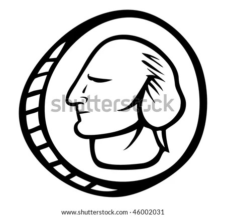Quarter Coin Stock Images, Royalty-Free Images & Vectors