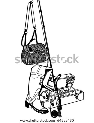 Fishing Tackle Box Stock Images, Royalty-Free Images