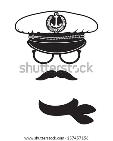 Navy Hat Stock Images, Royalty-Free Images & Vectors