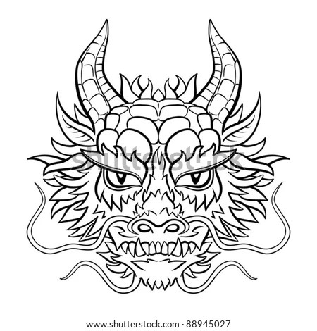 Dragon Head Stock Images, Royalty-Free Images & Vectors