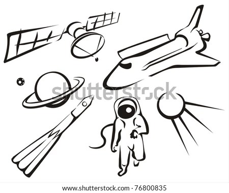 Planet Silhouette Stock Images, Royalty-Free Images