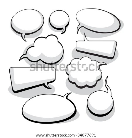 Cartoon Bubble Stock Images, Royalty-Free Images & Vectors