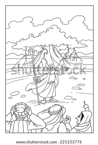 Moses Stock Photos, Royalty-Free Images & Vectors