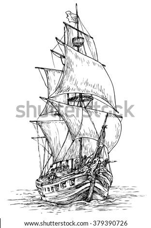 Ships Stock Photos, Royalty-Free Images & Vectors